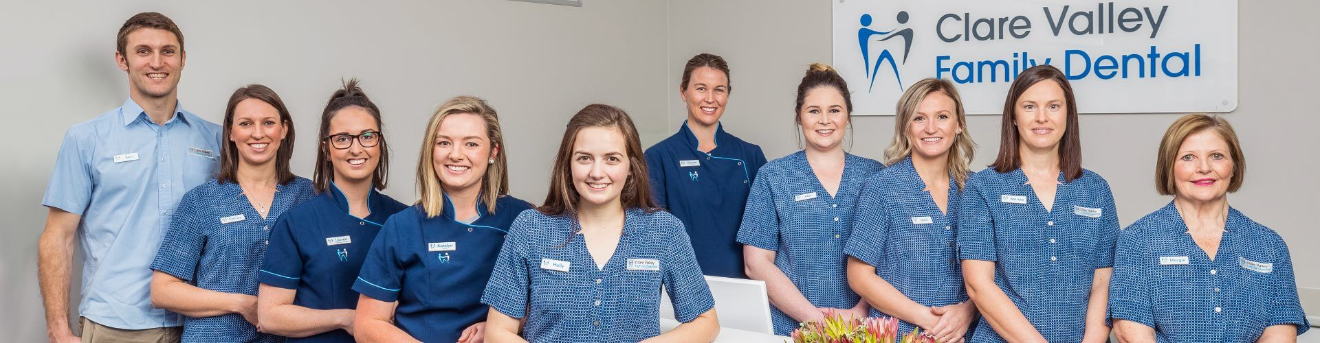 Clare Valley Dental Staff Picture